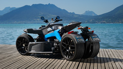 e-Wazuma electric vehicle by NTN