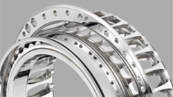 Aerospace bearings by NTN