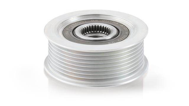 NTN overrunning alternator pulleys