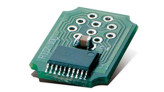 Unpackaged Magnetic Sensor
