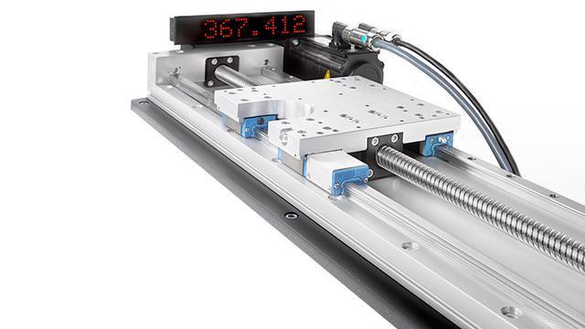 Linear Rail Sensor
