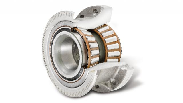NTN wheel bearings