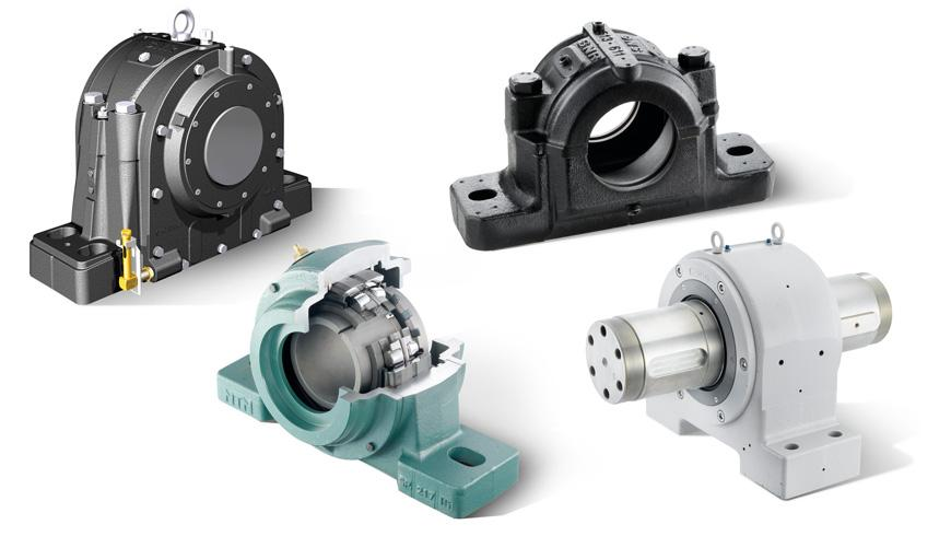 NTN combination of housing/bearing assembly components