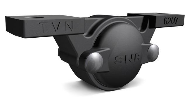 NTN TVN range for wagons