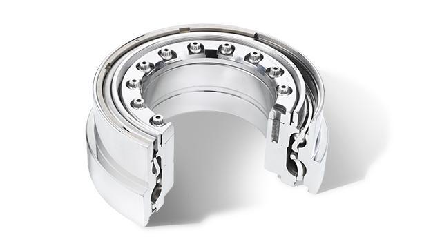 NTN Open rotor bearing (aerospace)