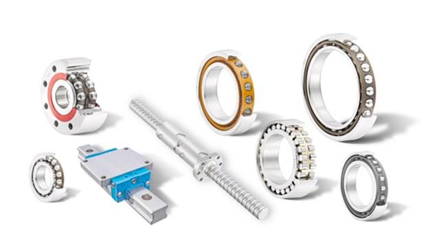 NTN bearings for machine tools