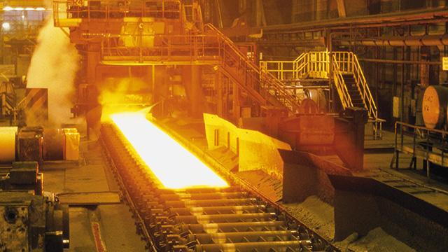 NTN bearings for the steel industry