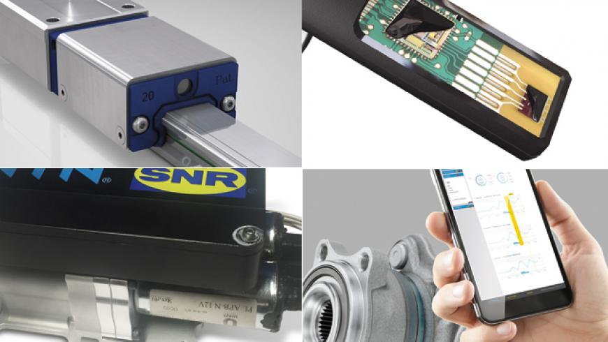 NTN mechatronic technologies