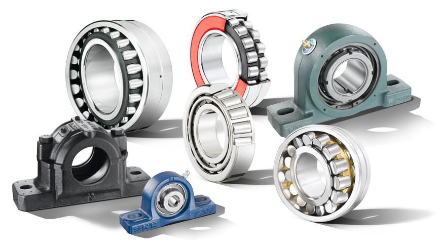 NTN Bearings for mining and quarrying