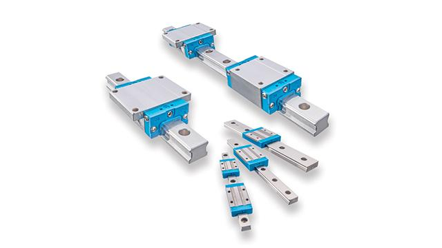 NTN LGBC and LGBX standard linear guides