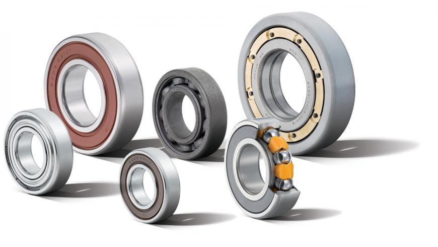 NTN Ball bearing range