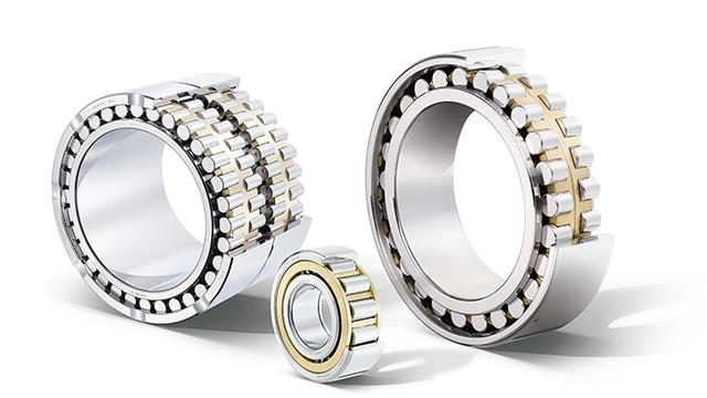 Cylindrical roller bearings (CRB) by NTN