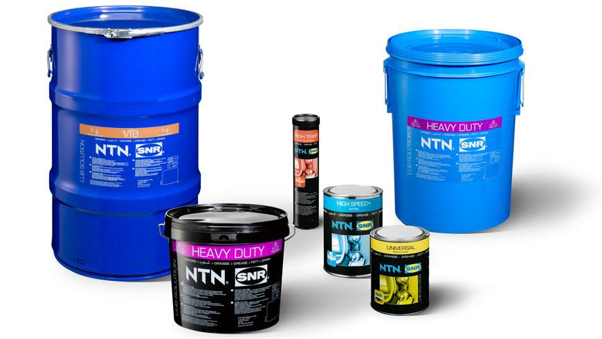 NTN greases