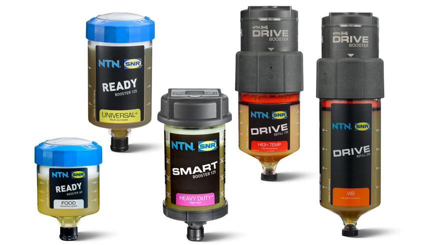 NTNsingle pointself lubricators