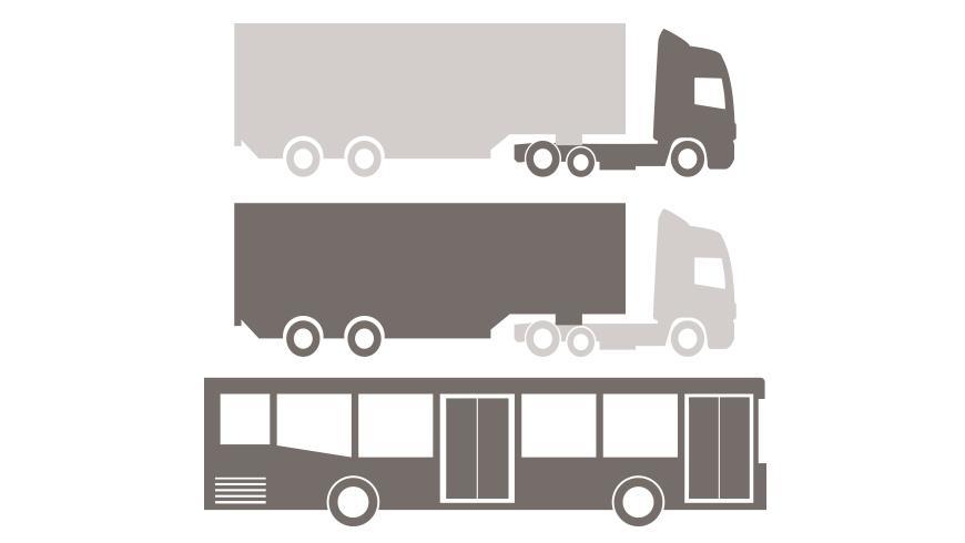NTN Bearings for heavy duty trucks