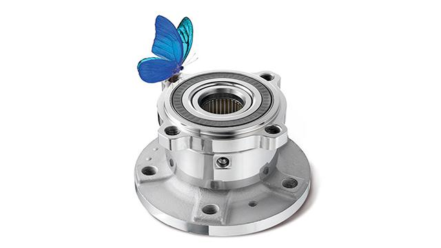NTN Bearings for hybrid and electric engines