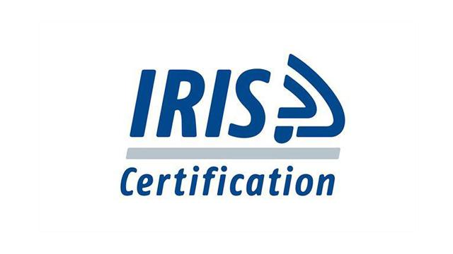 NTN is therefore IRIS certified (International Railway Industry Standard