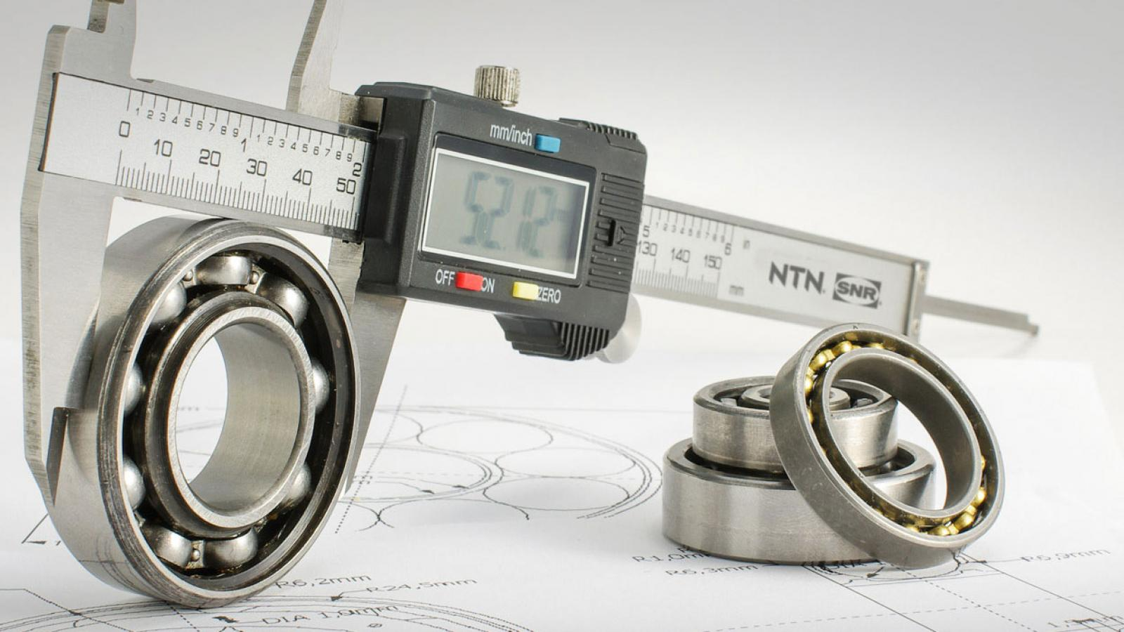 Special bearings by NTN