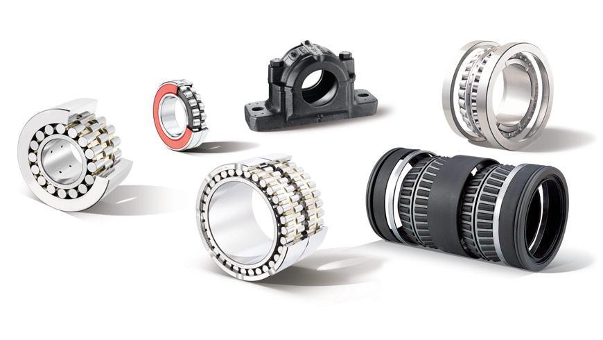 NTN Steel industry bearing units range