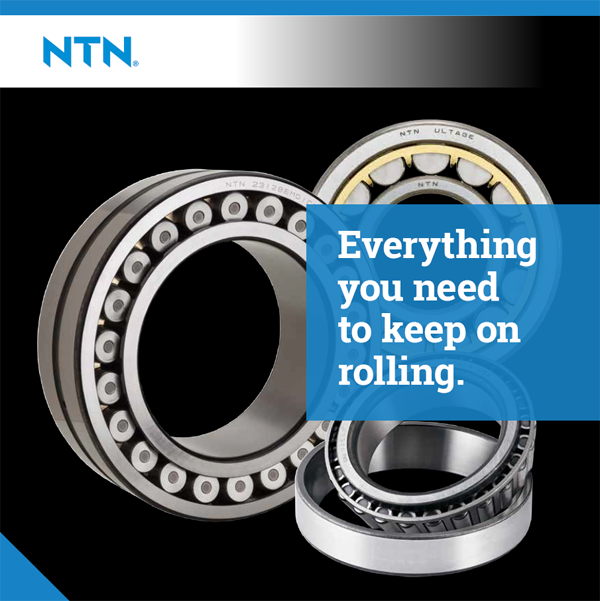 NTN bearings everything you need to keep on rolling