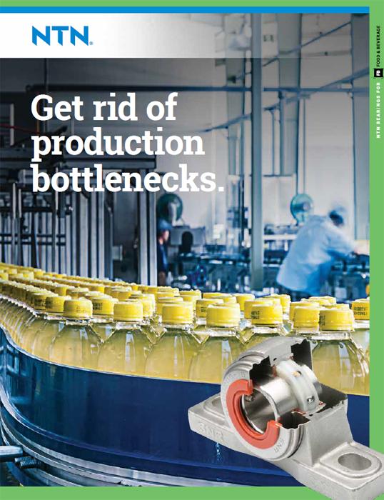 NTN Production bottlenecks