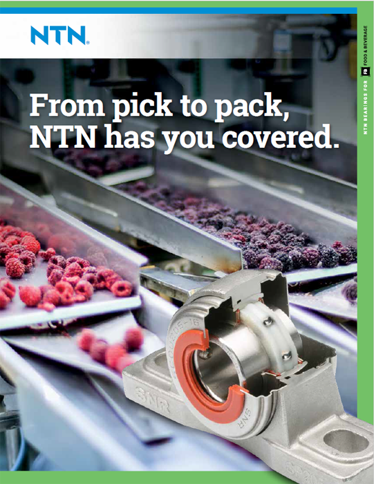 NTN Production from pick to pack