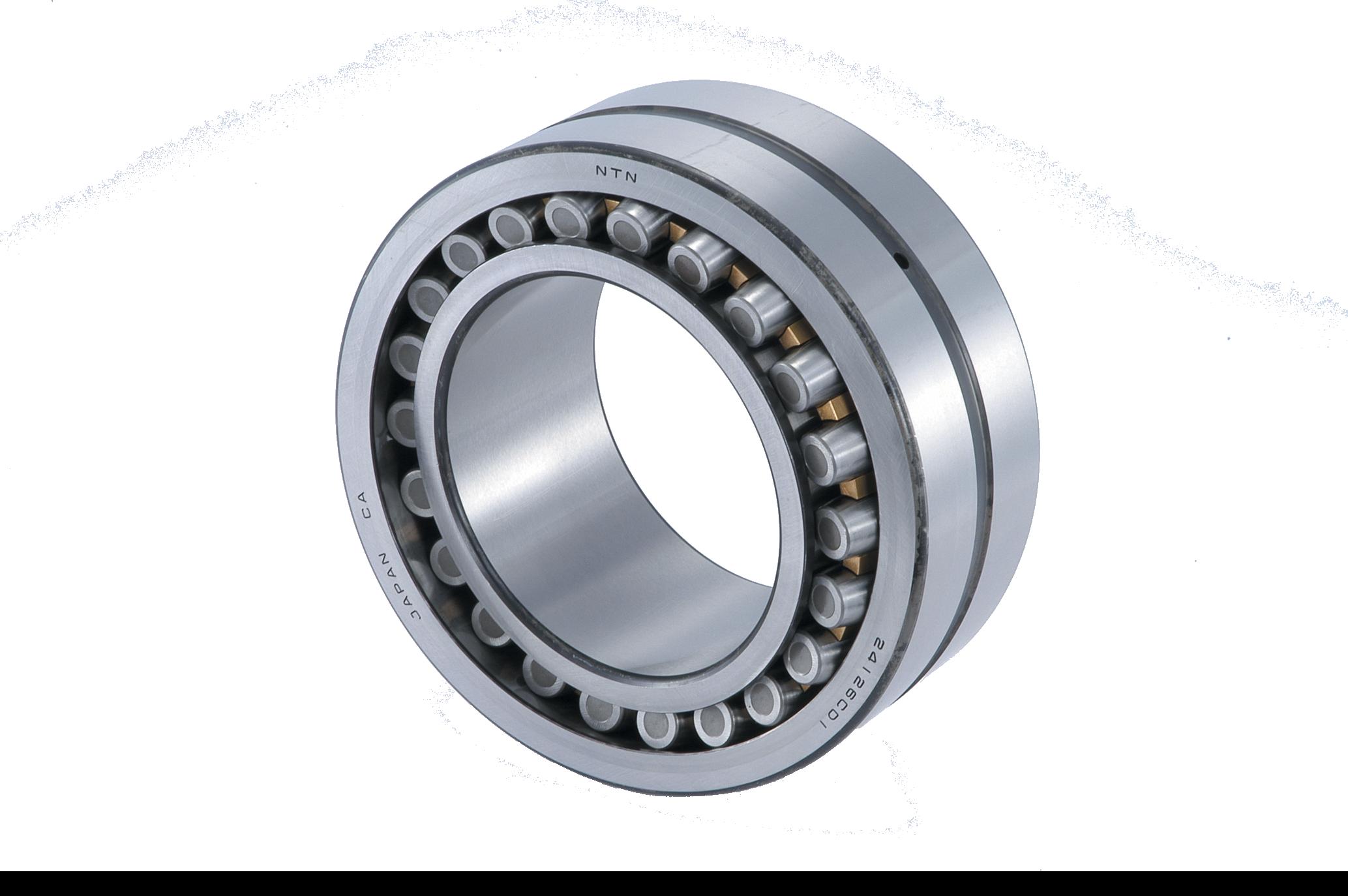 New standard series of spherical roller bearing by NTN