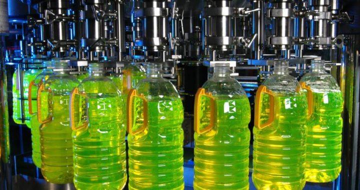Success report bottling plant