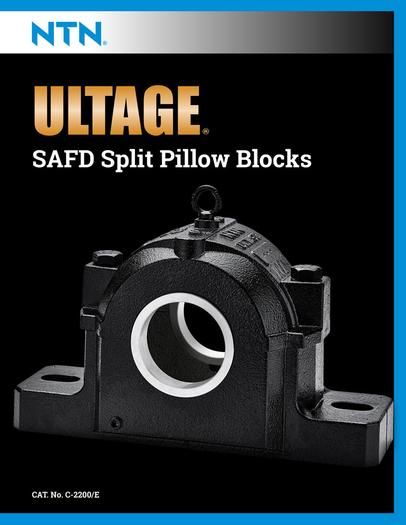 NTN SAFD Split Pillow Blocks