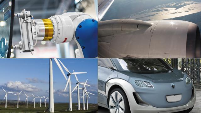 innovative technologies by NTN