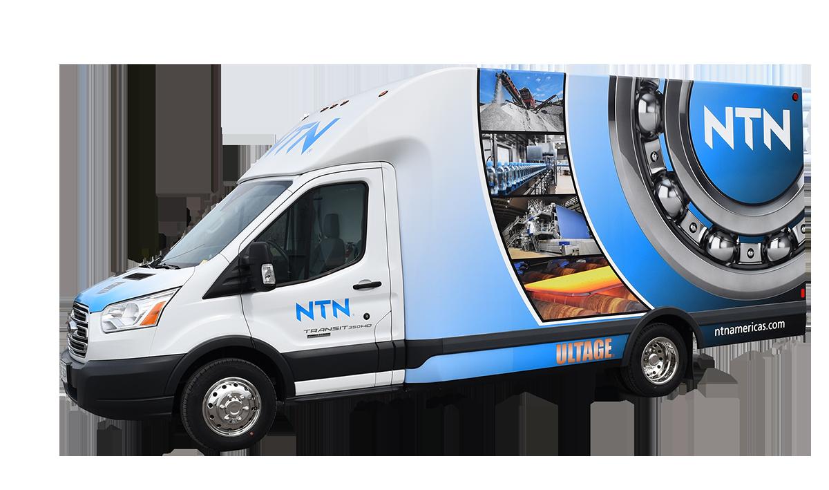 NTN Track Front
