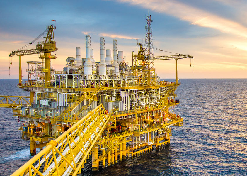 OilGas Drilling Rig