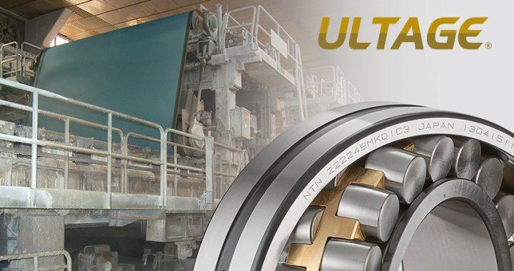 Ultage-papermachine