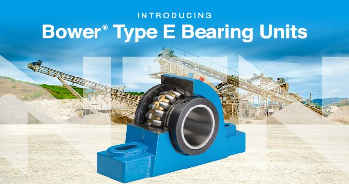 Bower type E Bearing Units