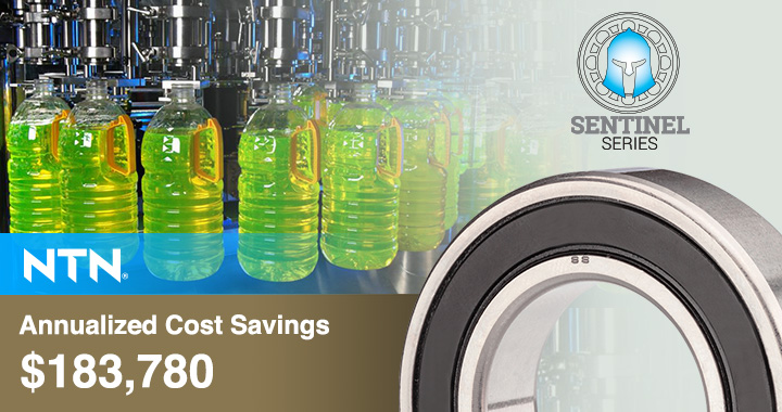 AnnualizedCostSavings$, SentinalBottling
