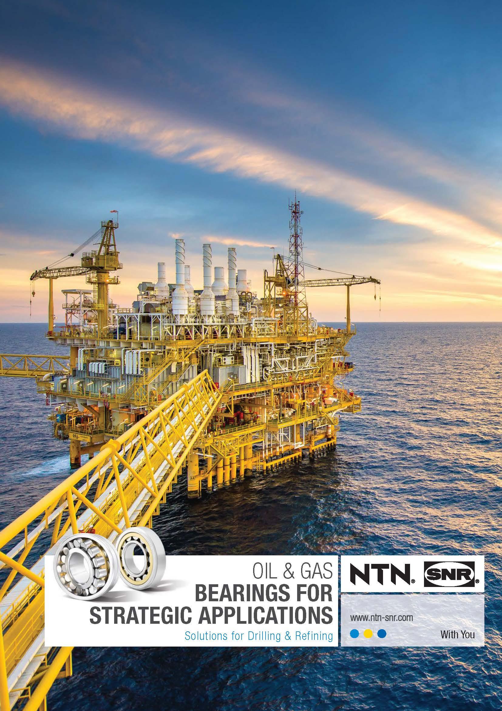 Cover-NTN SNR-Oil and Gas