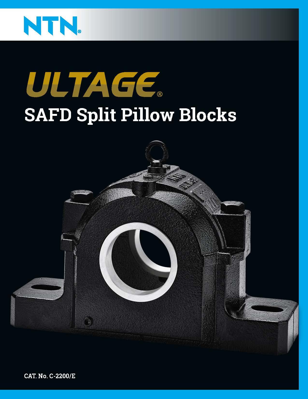 NTN-ULTAGE - SAFD Split Pillow Blocks