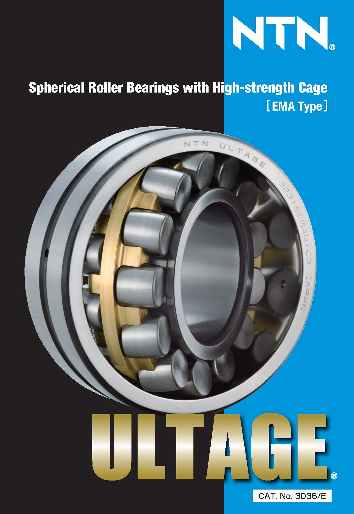 NTN ULTAGE SRB with High Strength Cage EMA type EN Page 1 1